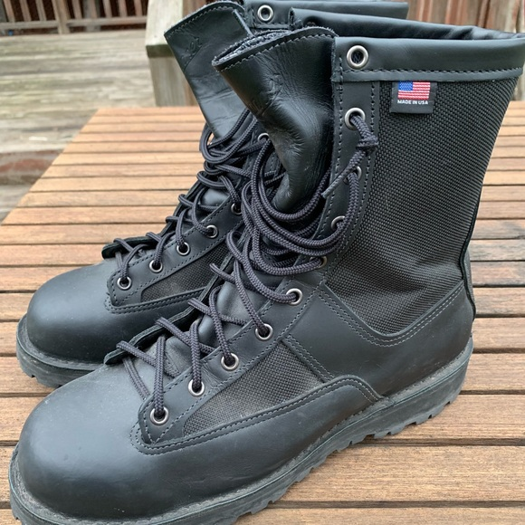 """e2489bdfdc4 Danner Acadia 8"""" work boots"""
